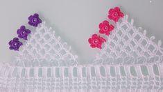 Newest Towel Edge Crochet Needlework Models Lace Patterns, Baby Knitting Patterns, Crochet Patterns, Viking Tattoo Design, Viking Tattoos, Crochet Lace, Crochet Stitches, Crochet Decoration, Knitted Flowers