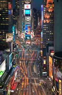 © Francis Dzikowski #TimesSquare #NewYork #NYC #USA