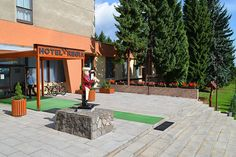 3 nebo 6 dní pro dva s polopenzí a wellness na Slovensku Sidewalk, Patio, Outdoor Decor, Home Decor, Pictures, Decoration Home, Terrace, Room Decor, Porch