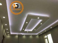 Pvc Ceiling Design, Simple Ceiling Design, Plaster Ceiling Design, Interior Ceiling Design, Bedroom False Ceiling Design, Tv Wall Design, Room Design Bedroom, Modern Ceiling, Bedroom Cupboard Designs
