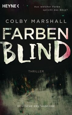 Cocolinchen : Farbenblind von Colby Marshall
