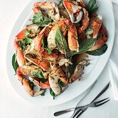 22 ways with dungeness crab   More great crab recipes   Sunset.com