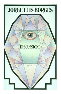 Discussione: book jacket by John Alcorn. Published by Rizzoli, 1981. Technique: pen and India ink with Windsor & Newton watercolors on Fabriano paper.
