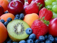 Some fruits...I like fruits!