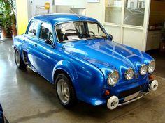 carros&clássicos: Renault Gordini