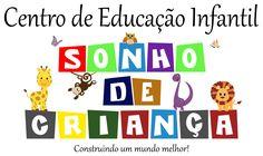 Nova logomarca do Centro de Educação Infantil Sonho de Criança
