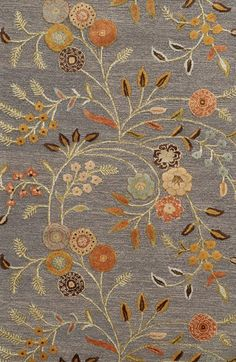 Free shipping and returns on Rizzy Home 'Annette' Hand Tufted Wool Area Rug at Nordstrom.com. 5x8 $499.00