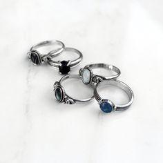 our sterling silver rings  noweekends.us