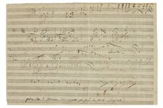 eethoven's Fifth Piano Concerto in E Flat Major, Op. 73 is dedicated to Archduke Rudolf of Austria. Photo: Sotheby's.