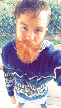 beards  bearded  ginger  barbaruiva  façaamornãofaçabarba  gingerboy   redhead  barba  barbudo  orangeboy  ruivo  blueeyed  beardboy  brazilianboy 643924492