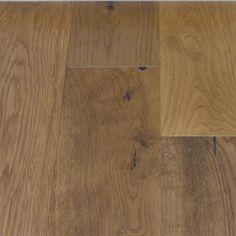"TOAST  SHF608 Engineered Wood Flooring Size: 6"" x (24""-86"") x 9/16""  Wear Layer: 3 mm"