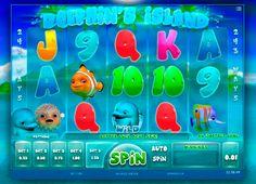 Le nom d'une machine à sous vodéo Dolphin's Island développée par ISoftBet est éloquente. Les personnages principaux sont des poissons drôles et le dauphin, qui est le Symbole Wild. L'atmosphère chaude, l'animation colorée, des vagues qui sont directement sur l'écran de votre ordinateur vous apporteront non seulement des émotions agréables, mais aussi un bon gagne. Essayez gratuitement sur le site de Casino En Ligne Hex.