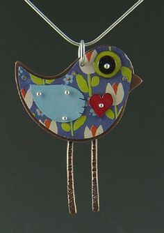 Tin Jewelry on Pinterest | 197 Pins