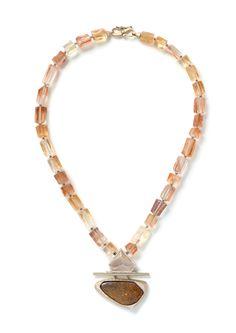 JURASSIC JEWELER #necklace
