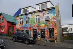 Bäckerei in Reykjavik