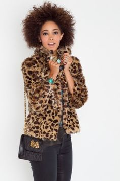 90ba14814 35 Best Faux Fur images in 2013 | Faux Fur, Bracelets, Faux fur coats
