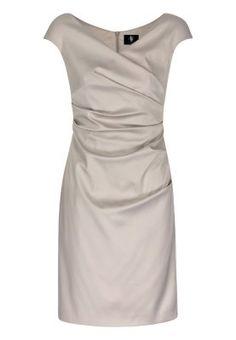 SAPHIRA - Cocktailkleid / festliches Kleid - creme