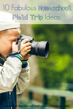 Take advantage of the hands-on learning opportunities homeschooling offers with these fabulous homeschool field trip ideas suitable for elementary students.
