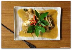 Penang Curry uit Thailand
