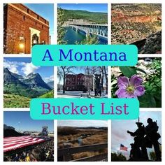 A Montana bucket list: 100 things every Montanan should do | Great Falls Tribune | greatfallstribune.com THIS IS AN AWESOME LIST!!!!
