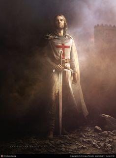 CGTalk - Templario, Enrique Parietti (3D)
