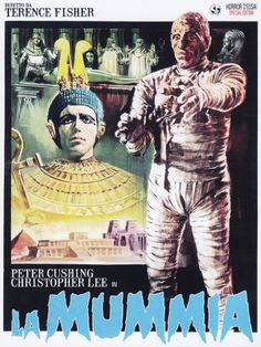 1964's The Curse of the Mummy's Tomb | Matinee | Pinterest ...