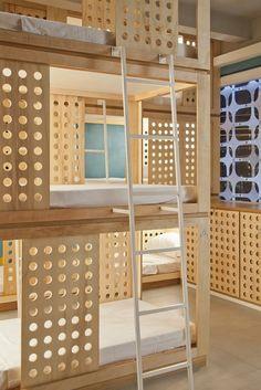 Rioow Hostel – Miluccia | Inspiration décoration et design