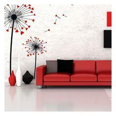 Quieres darle un toque romántico y floral a la decoración de paredes ?. Desde Vinilos Casa ® te proponemos este precioso vinilo decorativo floral, con el que podrás darle un toque original y romántico a la decoración de paredes.