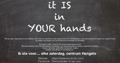 #stilte #demonstraties #hart van #Hengelo #zaterdagen voor de #verkiezingen #respect #wakeup #wake up call #power of #love #peace #understanding #solidariteit 2017 if not now when?