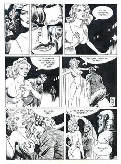Jordi Bernet - Belle et la bête, p27