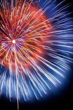 Fireworks   Chikako Yagi