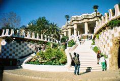 Katie's Trails: Park Güell