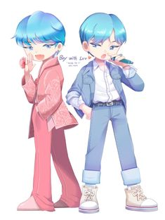 Bts Chibi, Fan Art, Anime, Fictional Characters, Drawings, Fantasy Characters, Fanart