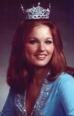 Miss Tennessee 1977 - Linda Faye Moore - Miss Nashville - Miss America Top 10 Finalist & Preliminary Swimsuit Award