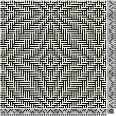 4231drawdown | Powell shadow weave drawdown for 4-23-1. | Diane | Flickr