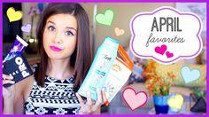 April Favorites 2014!!