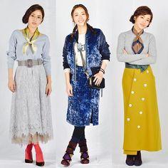 悦子のお洋服 #地味スゴ #6話 #河野悦子