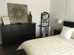 Classical bedroom.