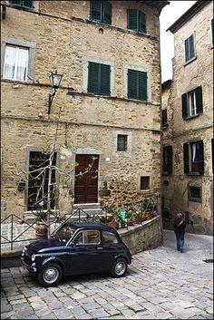 Italy, Tuscany, Cortona