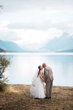 Kelly Kirksey Photography {BLOG}My wife and I were planning to elope in Glacier National Park last fall, but due to family objections, we gave in and got married in our home state of New York
