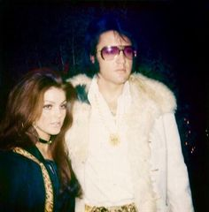 takingcare-of-business:   Elvis and Priscilla... - Dedicated To Elvis A. Presley