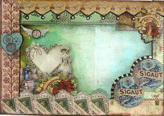 mail art envelope   Flickr - Photo Sharing!