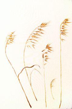 Viento. 2014. Sumi-e, tintas sobre seda  en soporte rígido de 51 x 30 cm. Alesso, Abstract, Artwork, Animals, Contemporary Artists, Ink, Art, Summary, Work Of Art