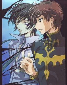 Lelouch and Suzaku