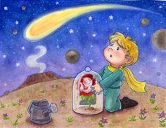 O Principezinho e a Rosa