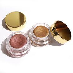 kyliecosmeticsCRÈME SHADOWS. Copper & Rose Gold.