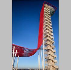 Arquitectura Viva. Revistas de Arquitectura - Noticias - Miró y Rivera, en el Circuito de las Américas de Austin (Texas)