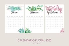 My Sweet Things Email Forms Free Calender, Printable Calendar 2020, Print Calendar, 2019 Calendar, Vintage Calendar, Pennant Banners, Happy Father, Hello Everyone, Free Printables