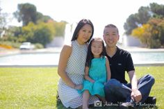 L.A. Arboretum Family Portraits #familyportraits #portraitphotography #andreatakeokaphotography