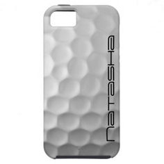 Personalized Golf Ball Dimples Texture Pattern iPhone 5 Covers #iphone5case #cases #golf #golfer #golfing #cool #dad #gifts #phonecase
